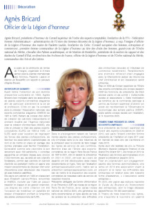 agnes-bricard-officier-de-la-legion-dhonneur-article-paru-dans-le-journal-special-des-societes-n33-du-26-avril-2017-1