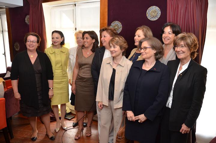 Création de la Fédération Femmes Administrateurs