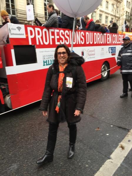 Manifestation des professions réglementées