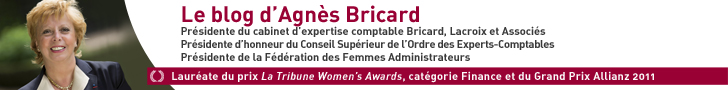 Le blog d'Agnès Bricard